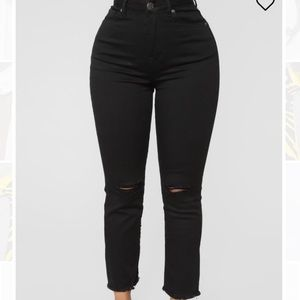 Crop Season jeans